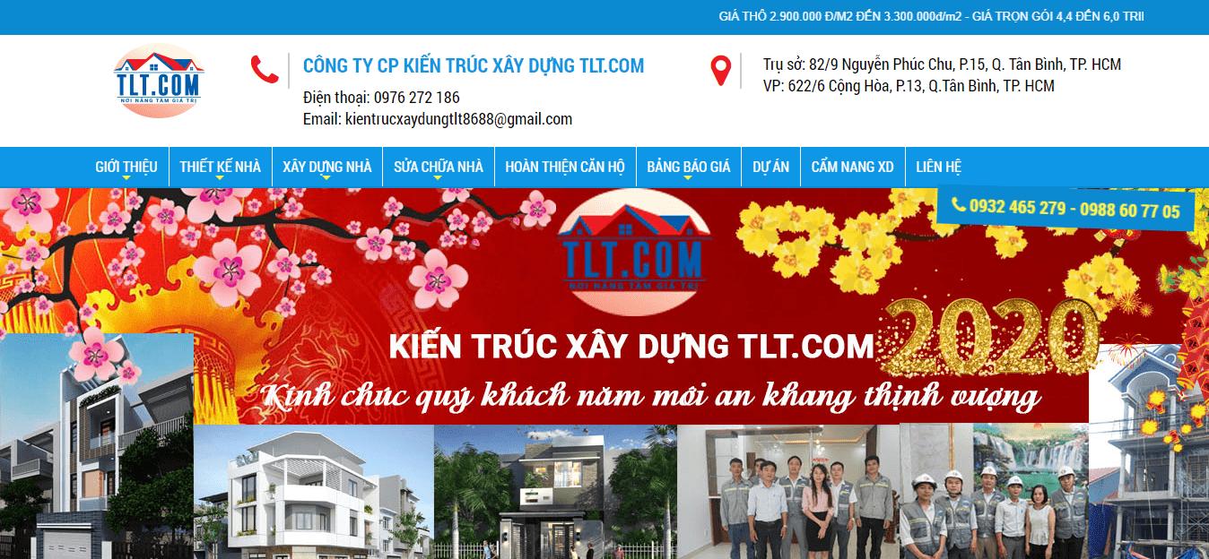 dịch vụ sửa nhà tại Sài Gòn