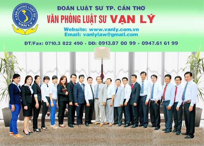 Văn phòng luật sư tại Cần Thơ