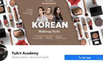 học makeup tphcm