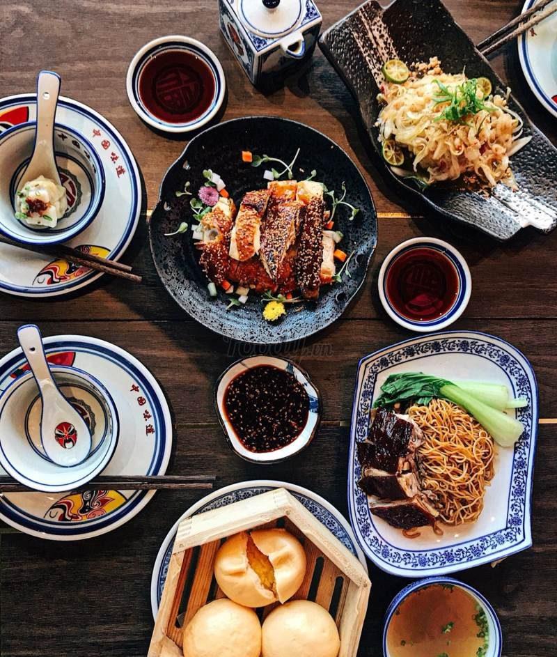 Nhà hàng ở Nha Trang