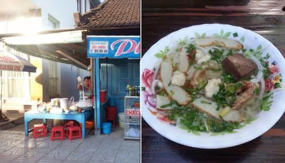 quán ăn trưa ở phú quốc