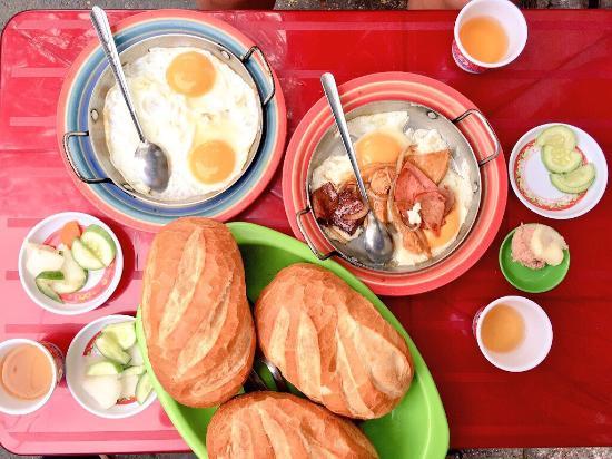 Cùng Khám Phá Top 10 Nhà Hàng Ăn Sáng Sài Gòn Bậc Nhất