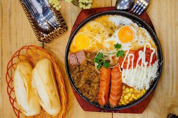 Món Ăn Bổ Dưỡng Ở Sài Gòn