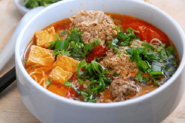 ăn sáng ngon ở Sài Gòn