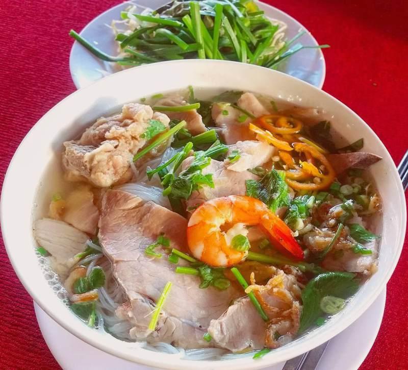 Món Ăn Ở Sài Gòn