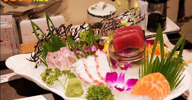 Nhà Hàng Sushi  Ngon Ở Sài Gòn