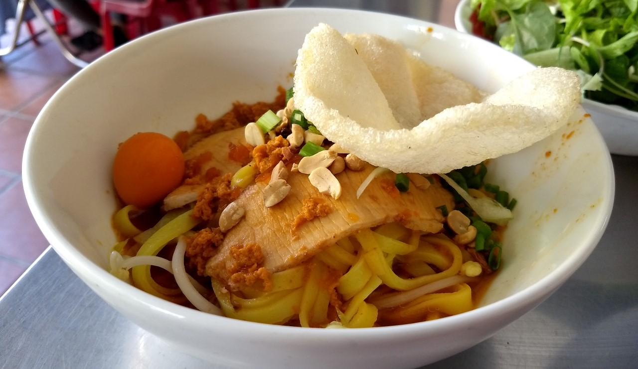 Mì Quảng Quang Trung