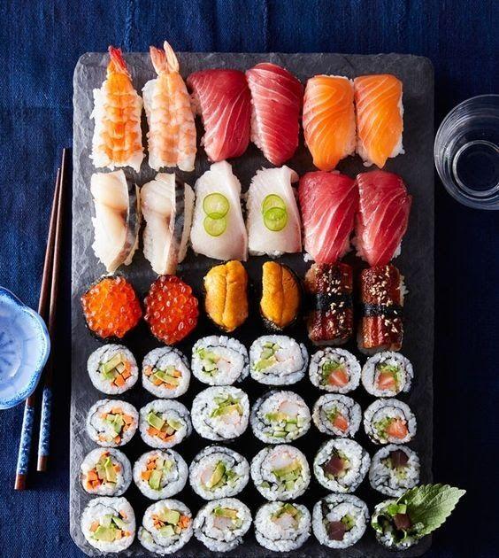 Nhà hàng Ichiba Sushi