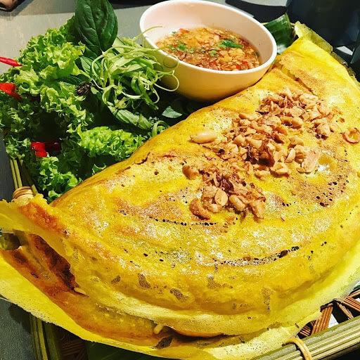 Quán Bánh Xèo Ngon Ở Biên Hòa