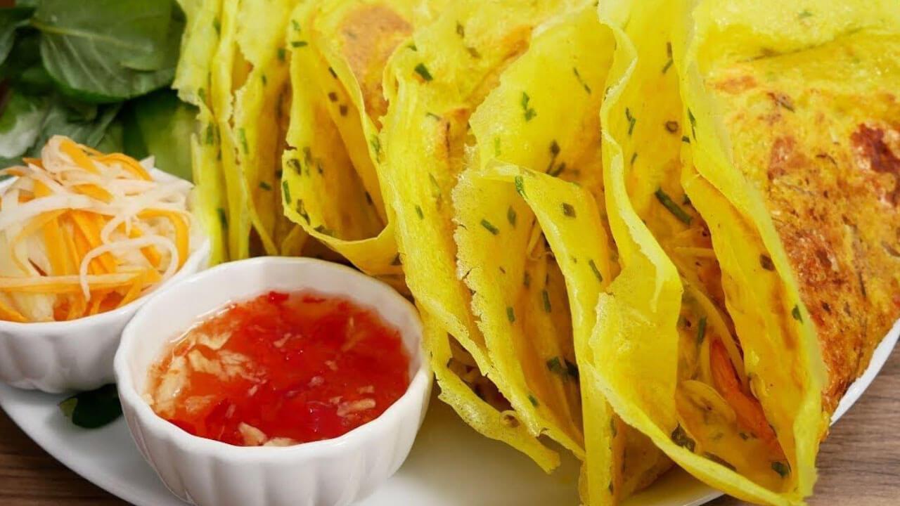 Bánh Xèo 352 - Phạm Văn Thuận