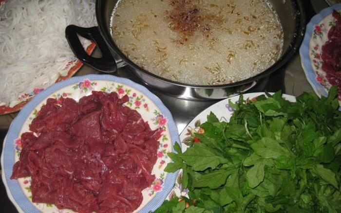 Bien Hoa Nai delicious food