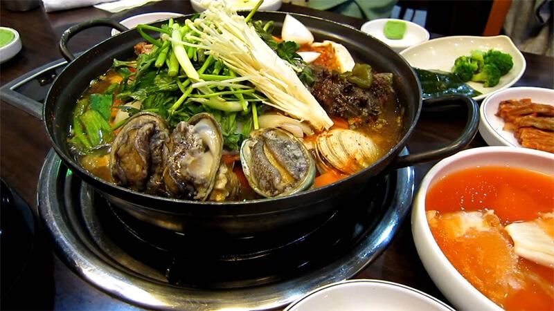Lẩu Bào Ngư HongKong