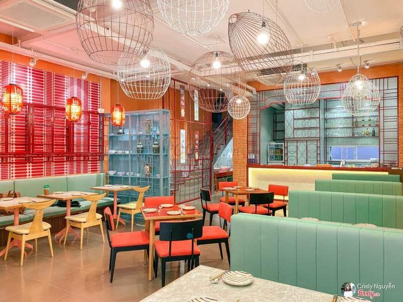 nhà hàng HongKong ở Sài Gòn