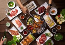 nhà hàng ăn khuya Sài Gòn