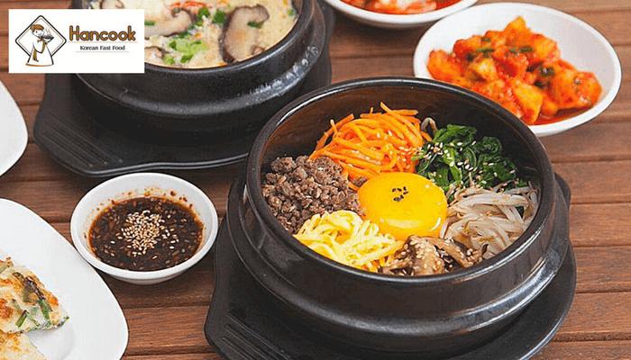 HANCOOK KOREAN Fast Food