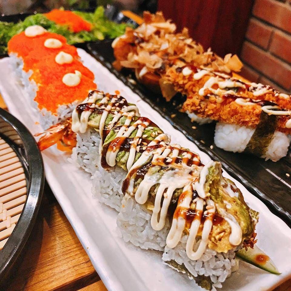 Nhà hàng sushi ở Đồng Nai