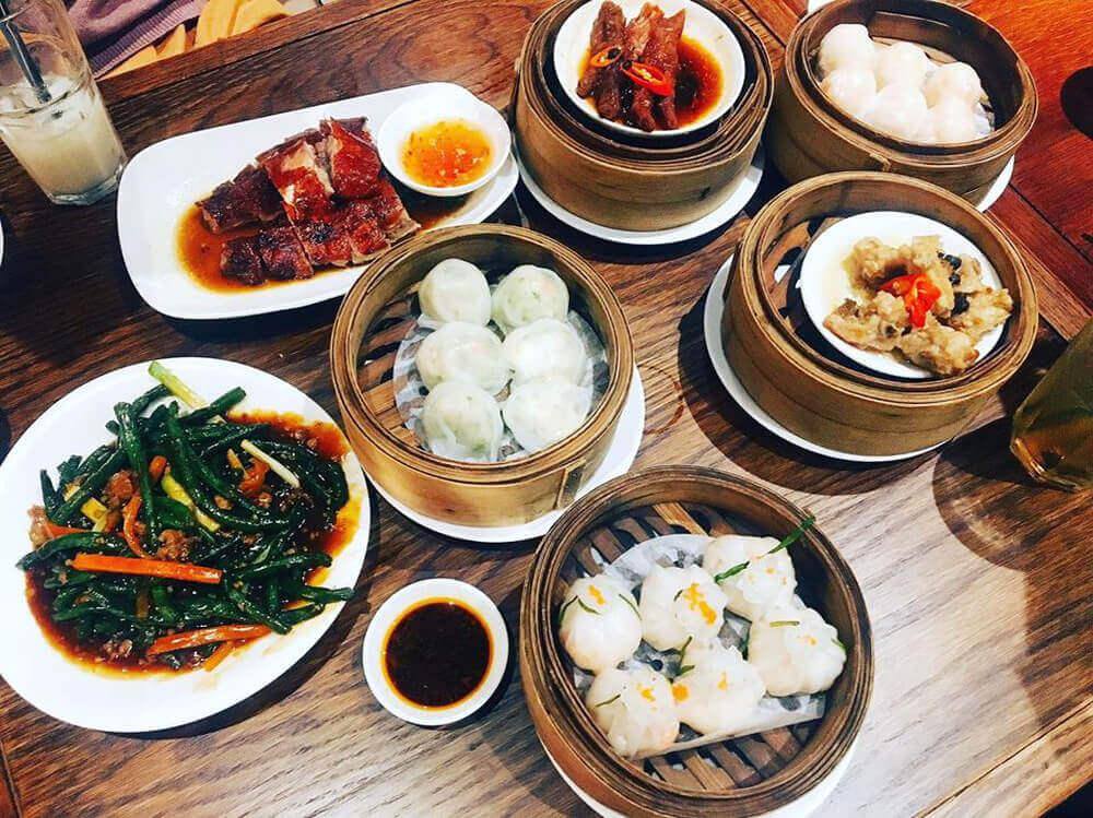 Nhà hàng Fu Rong Hua