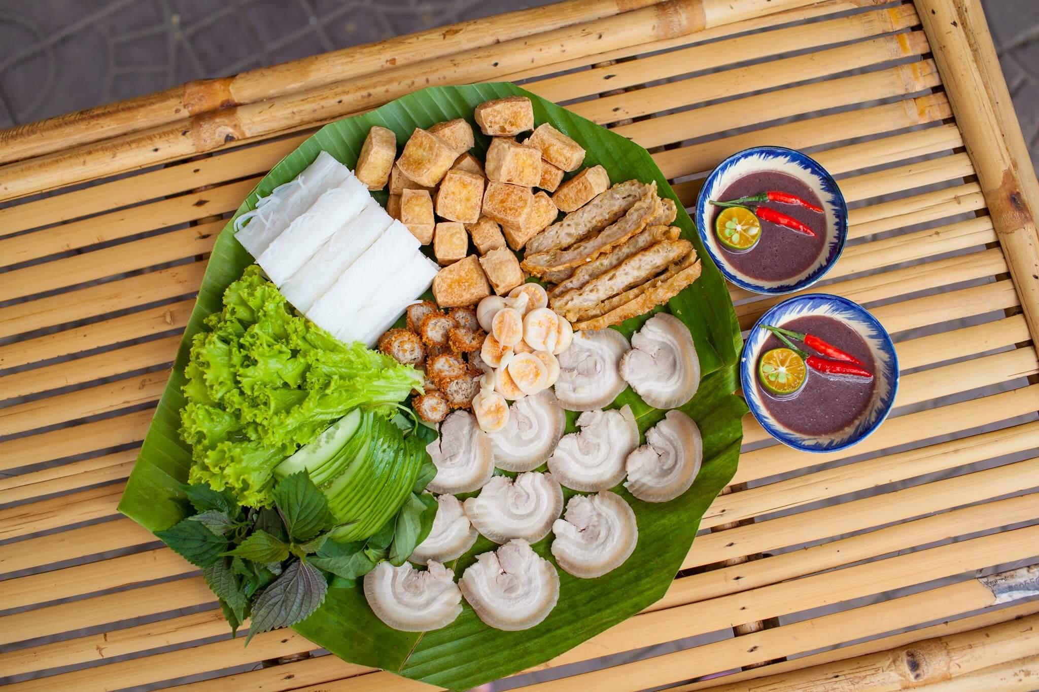 quán bún đậu ngon ở Biên Hoà