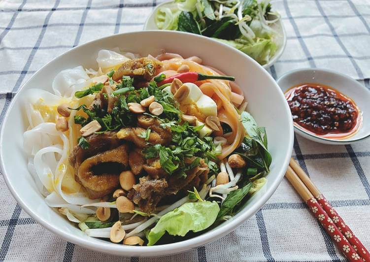 Mì Quảng Thanh Thảo