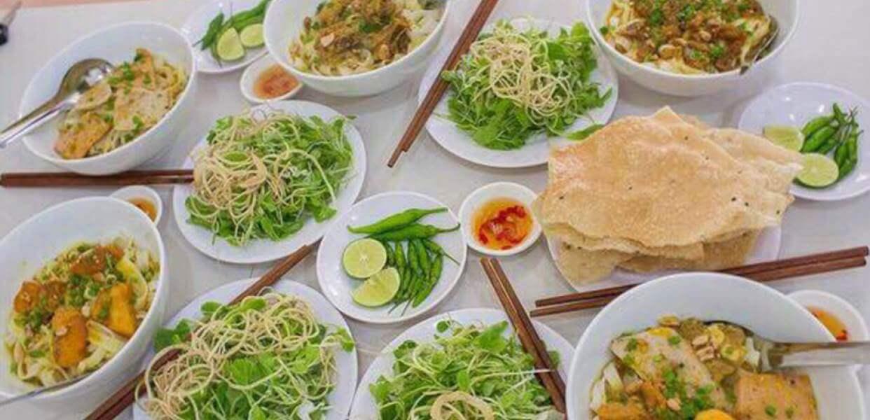 quán mì quảng Sài Gòn