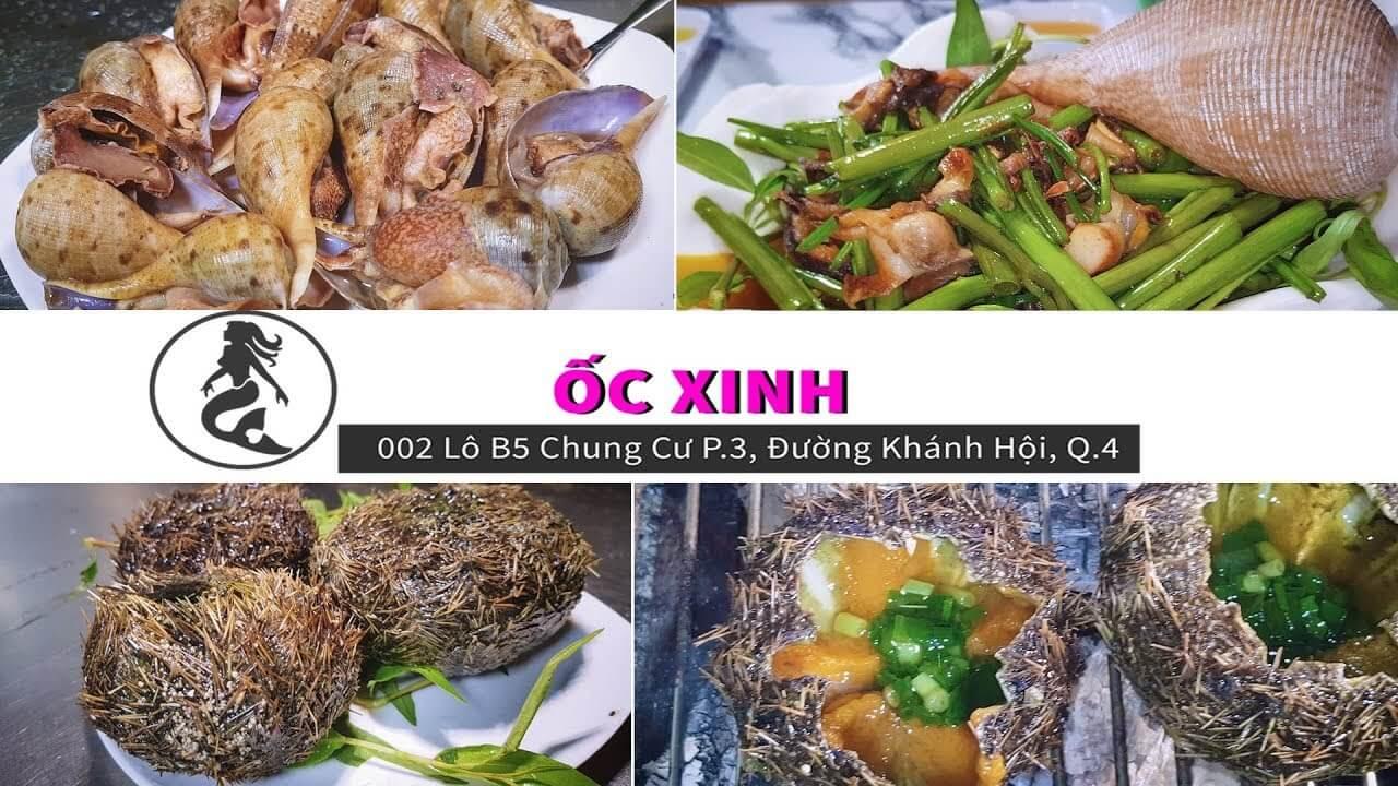 Quán Ốc Xinh
