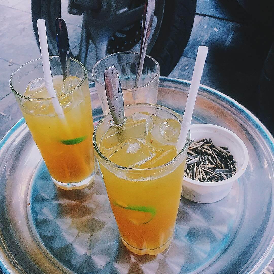 quán trà chanh Sài Gòn