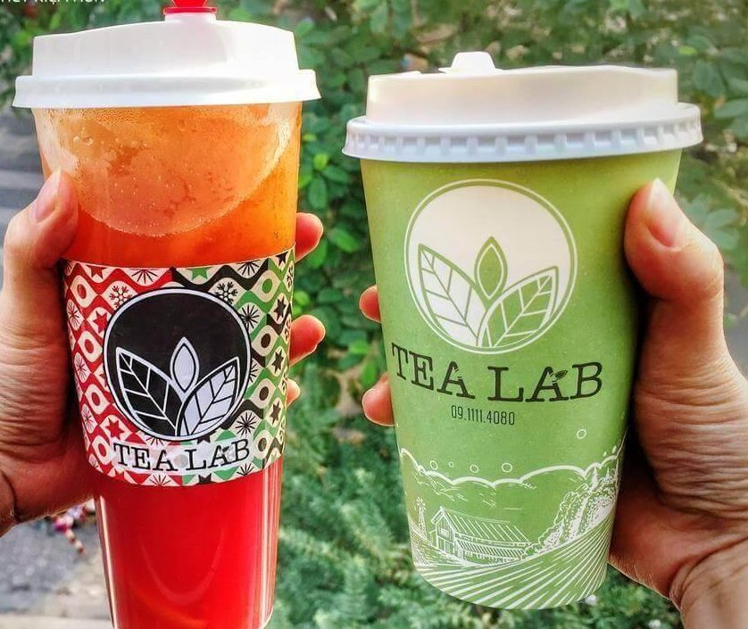 Tea Lap