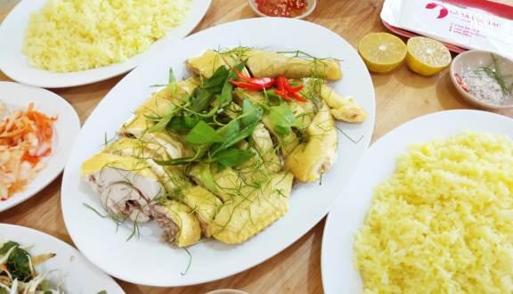 Quán Gà Sài Gòn