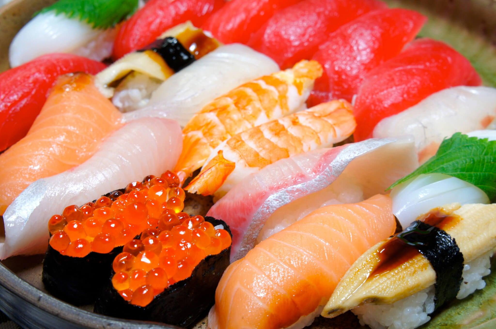 My Chis Sushi Ngon
