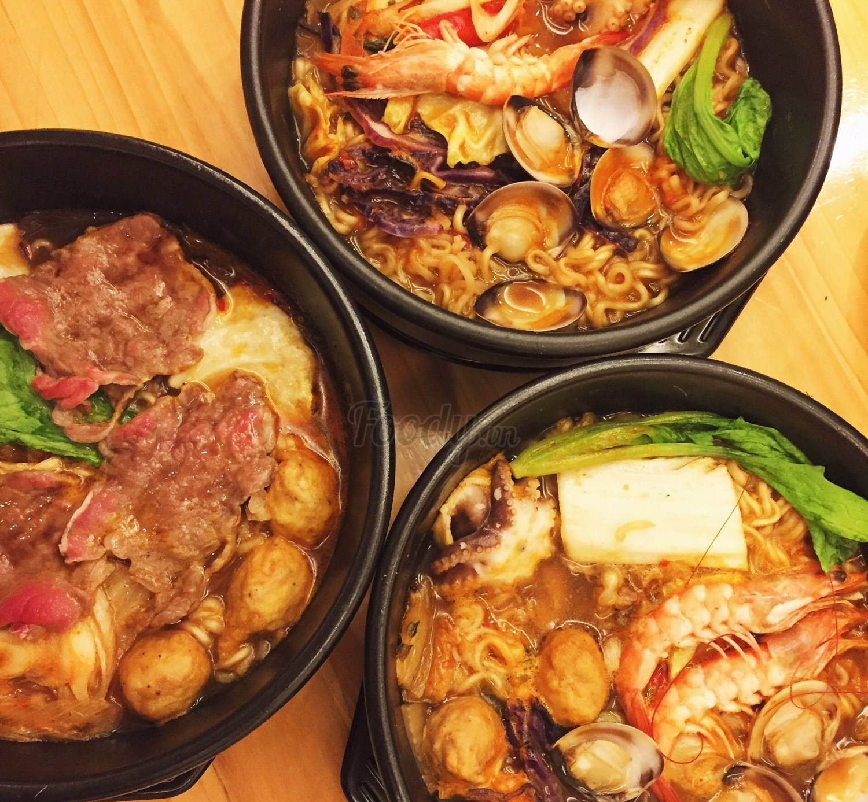 Michis Đồ Ăn Hàn Nhật