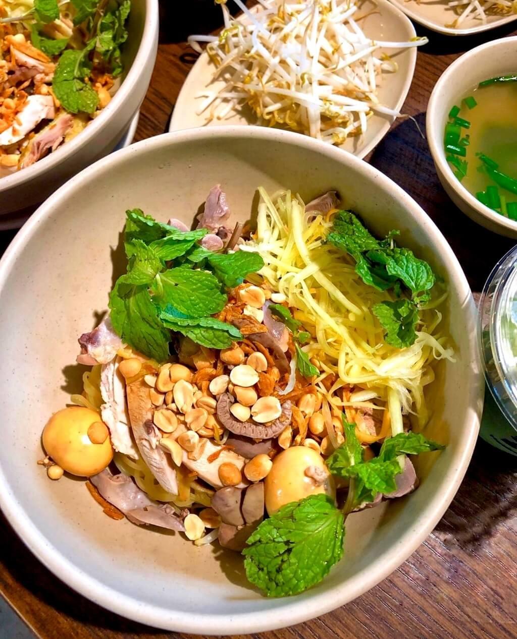 Bún Ngan Quang Trung
