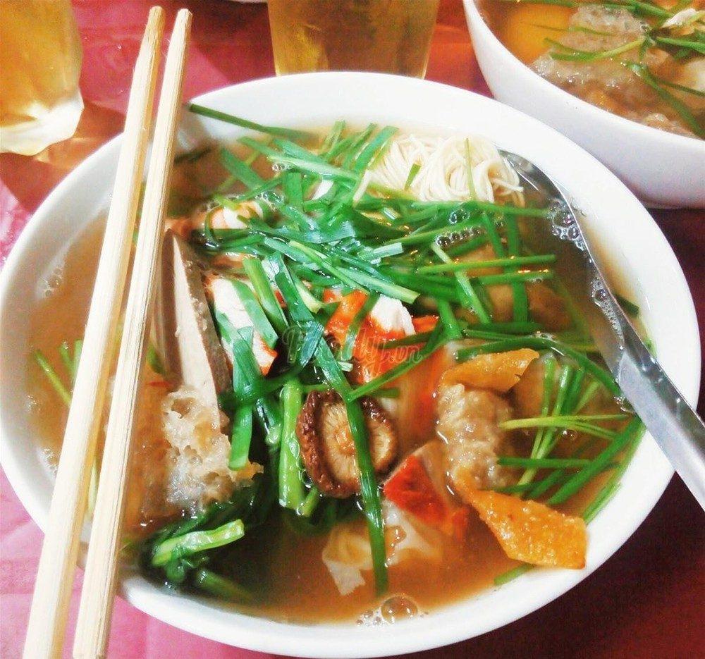 Mì Vằn Thắn Đông Phong