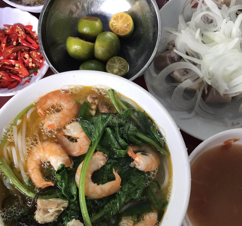 Bún Tôm Trần Quang Khải