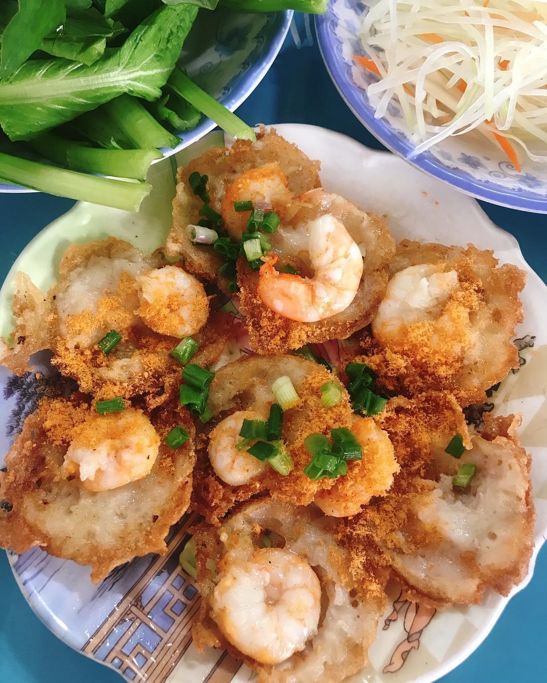 ăn tối Vũng Tàu