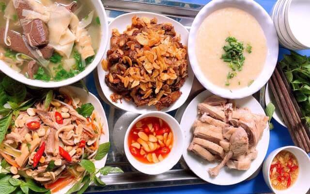 Hồng - Quán Cháo Vịt