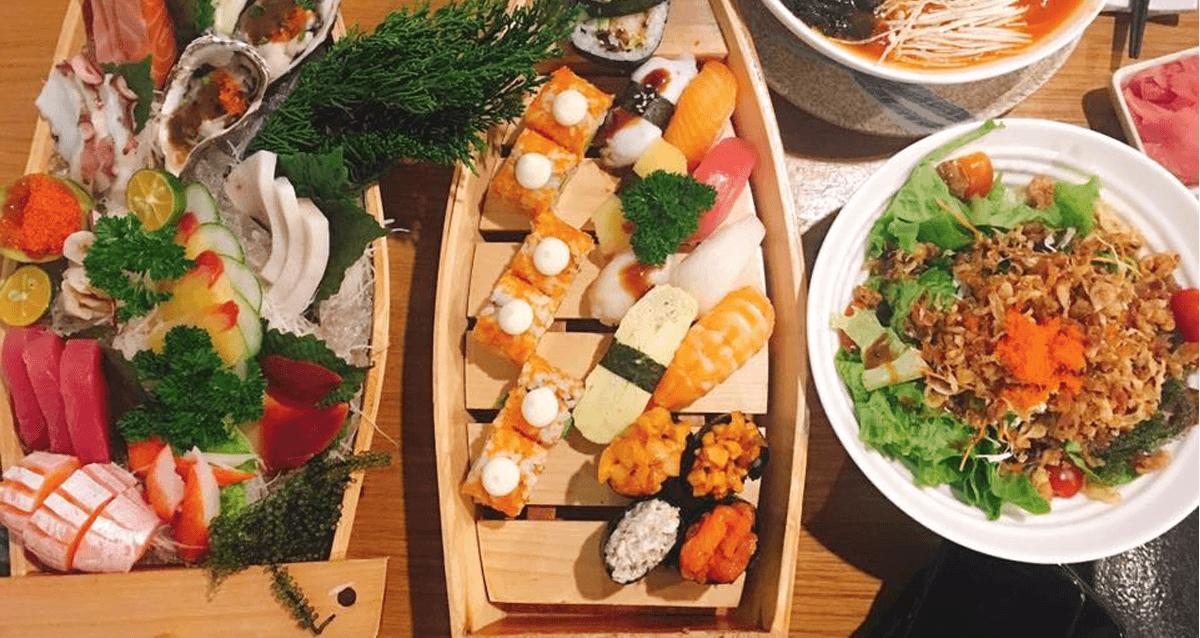 Sushi Ba Con Sóc