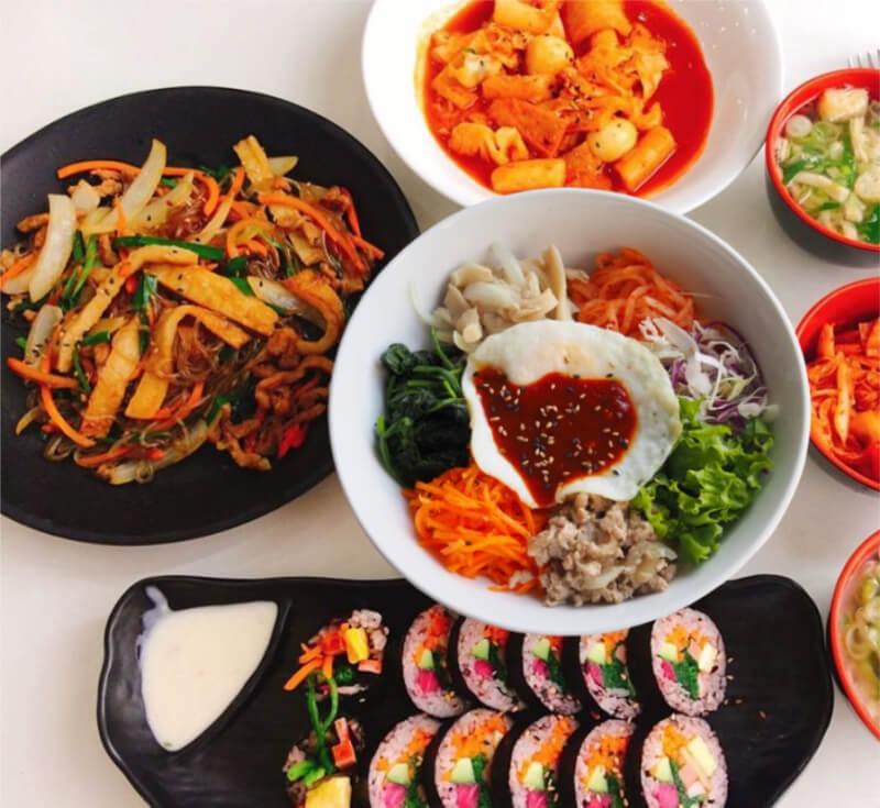 Hanuri - Quán Ăn Hàn Quốc