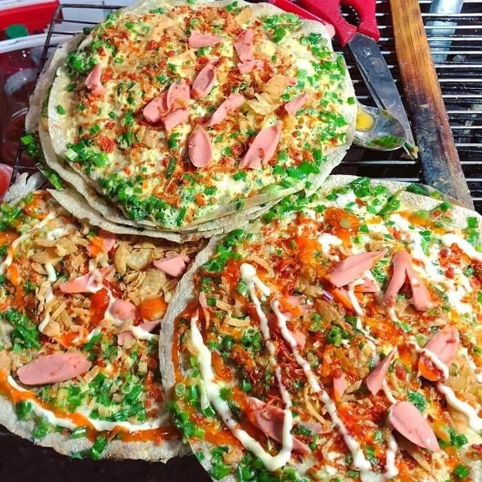 Ăn Vặt & Bánh Tráng Nướng