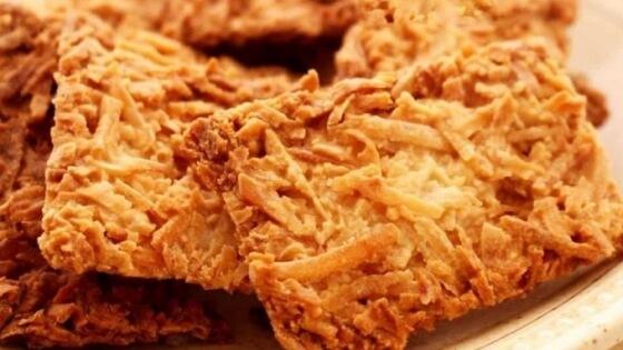 Bánh chả dừa