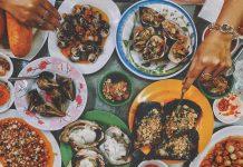 món ăn vặt ngon hải phòng