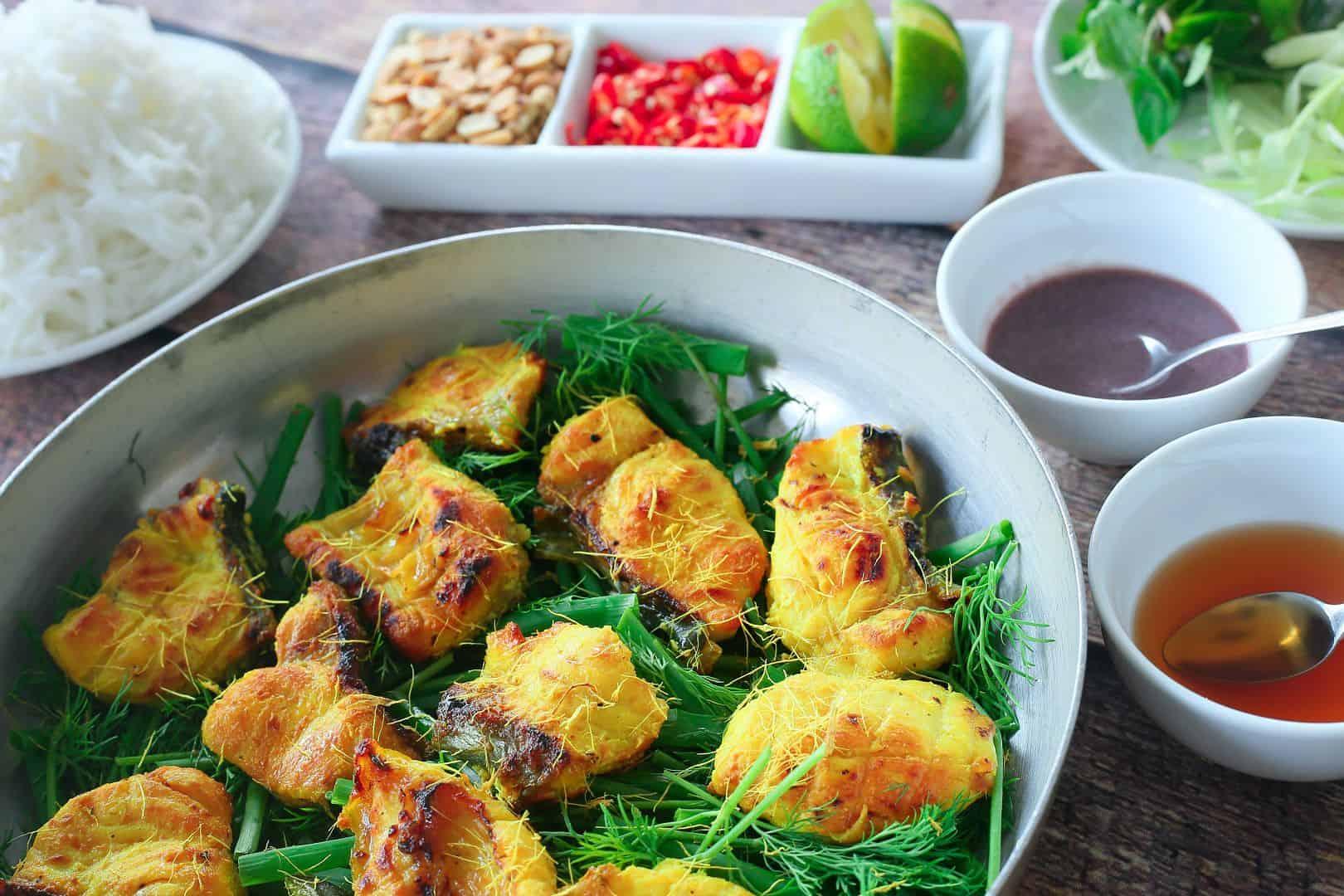 món ăn đặc sản hà nội