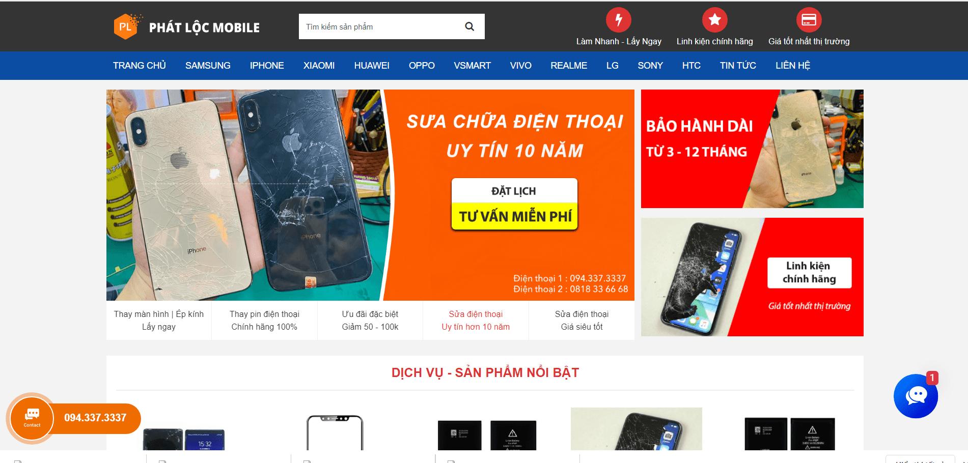 Top 10 Trung Tâm Sửa Iphone Hà Nội Cực Uy Tín
