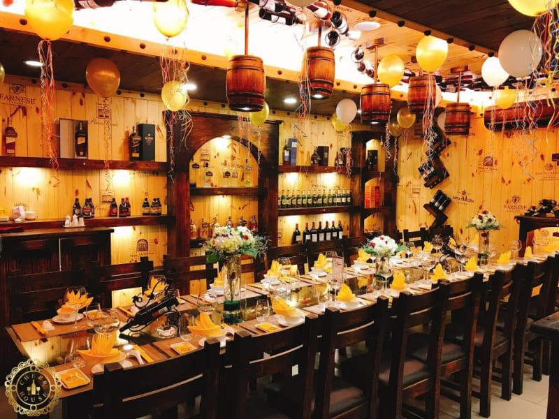 quán ăn riêng tư cho 2 người tphcm