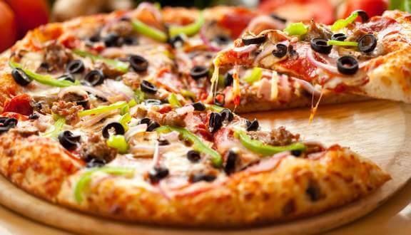 Pizza 8 Bit