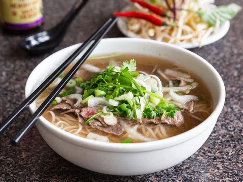 Quán ăn trưa Vũng Tàu
