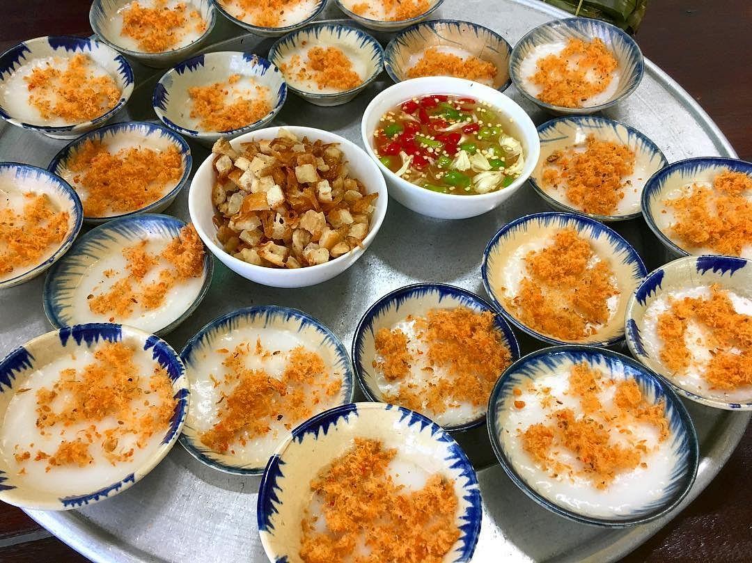 đồ ăn vặt vũng tàu