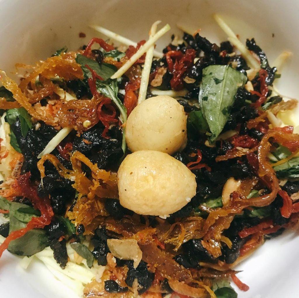 Bánh Tráng Trộn Nguyễn Xuân Khoát