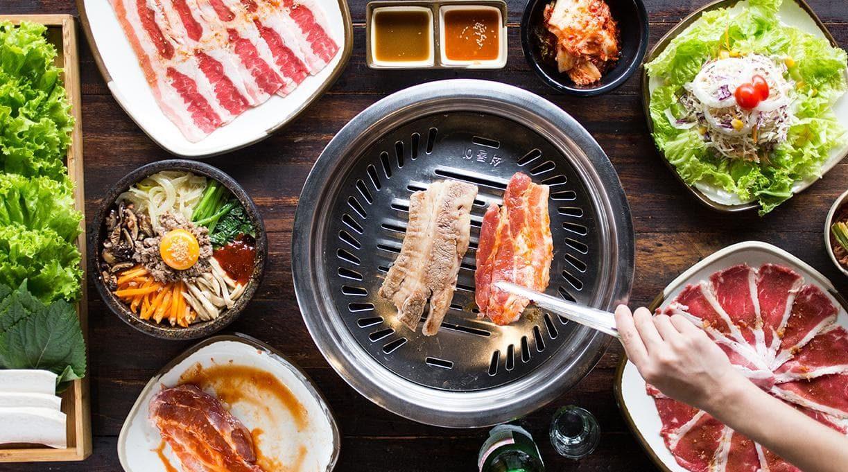 Gogi House Nướng Hàn Quốc