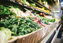 cửa hàng rau sạch hà nội