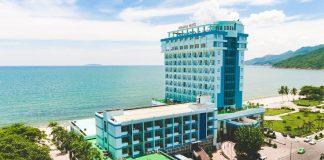 khách sạn đường An Dương Vương gần biển
